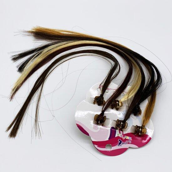 Пряди для волос D-13а уп.-12шт.-3.33.