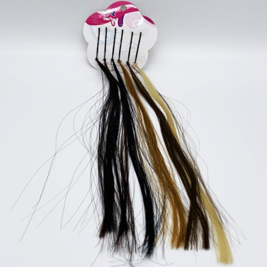 Пряди для волос D-13 уп.-12шт.-3.33.