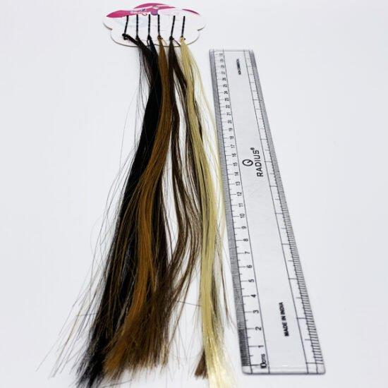 Пряди для волос D-13.