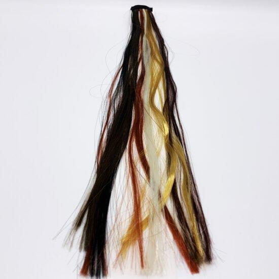 Пряди для волос D-16 уп.-12шт.-4.0.