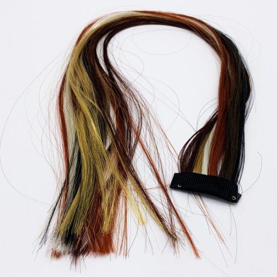 Пряди для волос D-16 уп.-12шт.