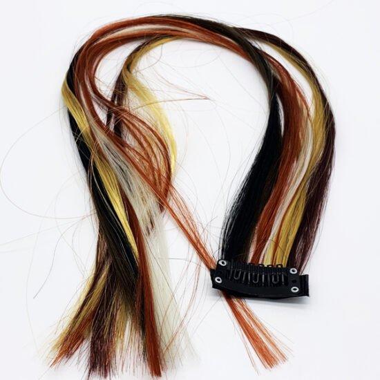 Пряди для волос D-16 уп.-12шт. - купить в интернет-магазине Viva-Zakolki