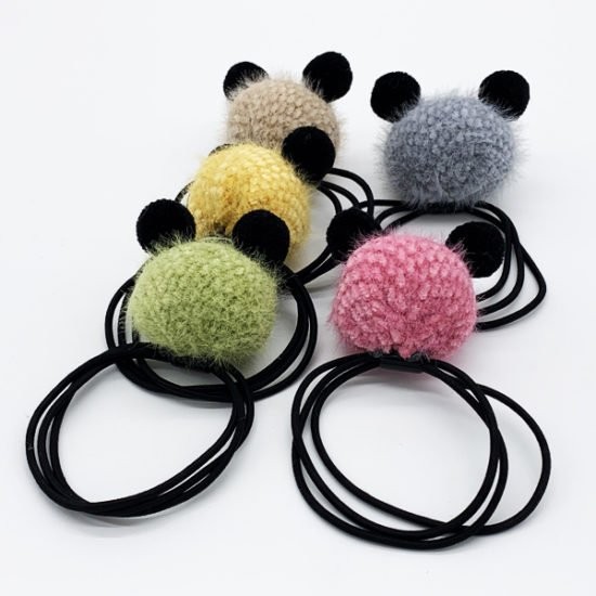Резинка вязанная шарик М-036 уп.-5шт. - купить в интернет-магазине Viva-Zakolki