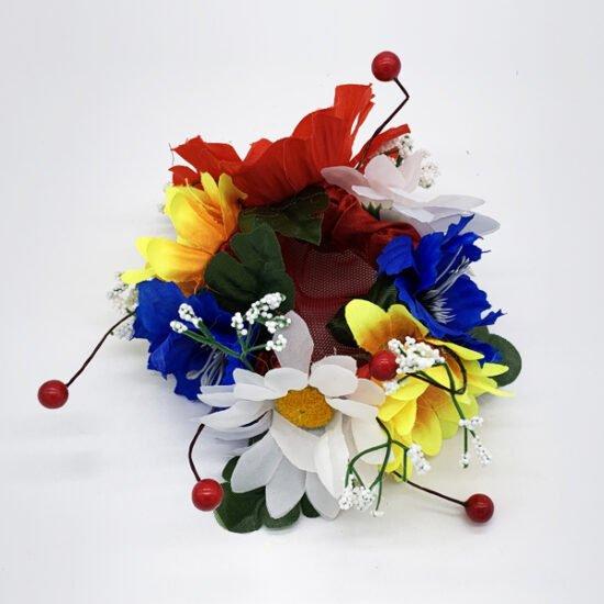 Сетка цветы С-0010 уп.-1шт.