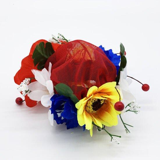 Сетка цветы С-0010 уп.-1шт. - купить в интернет-магазине Viva-Zakolki
