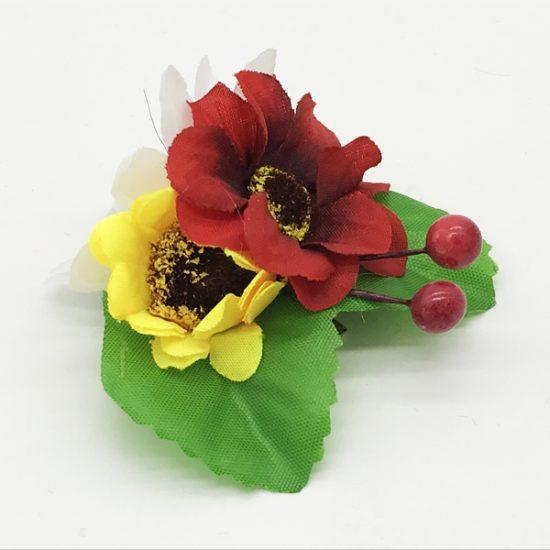 Утка цветы D-94е-уп.-6шт.