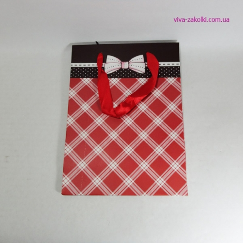 Подарочные пакеты PP-1015=6шт. - купить в интернет-магазине Viva-Zakolki