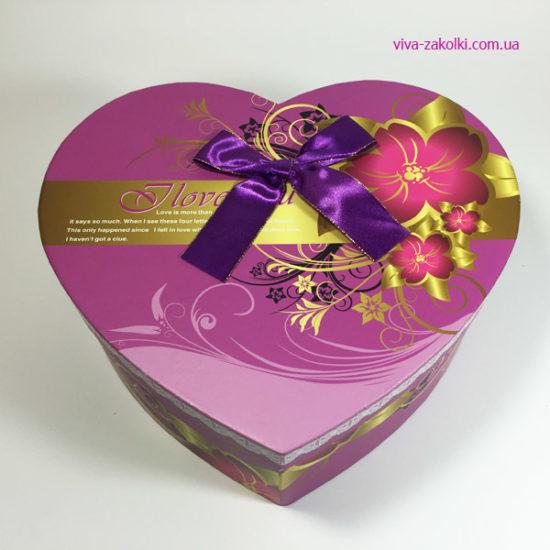 Сердце С-191 - купить в интернет-магазине Viva-Zakolki