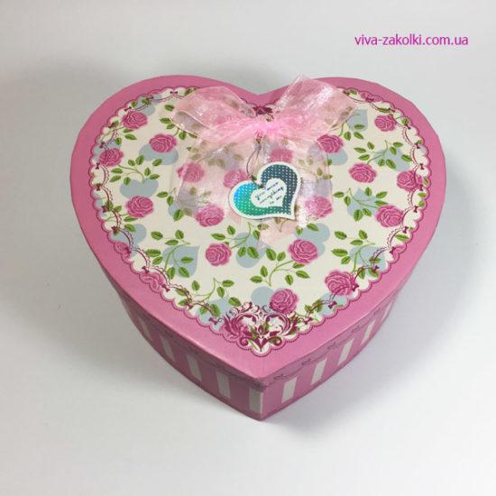 Сердце С-205 - купить в интернет-магазине Viva-Zakolki