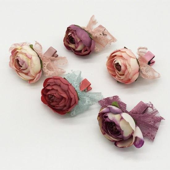 Утка цветы D-94 уп.-10шт. - купить в интернет-магазине Viva-Zakolki