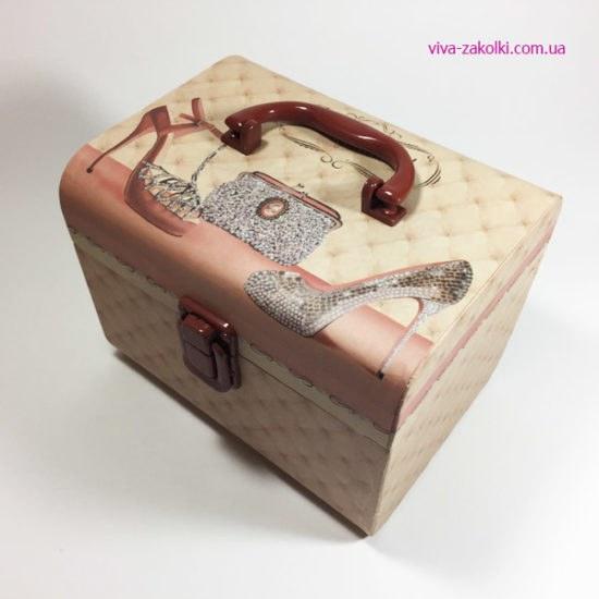 Подарочная коробка С-414а уп.- 2 шт. - купить в интернет-магазине Viva-Zakolki