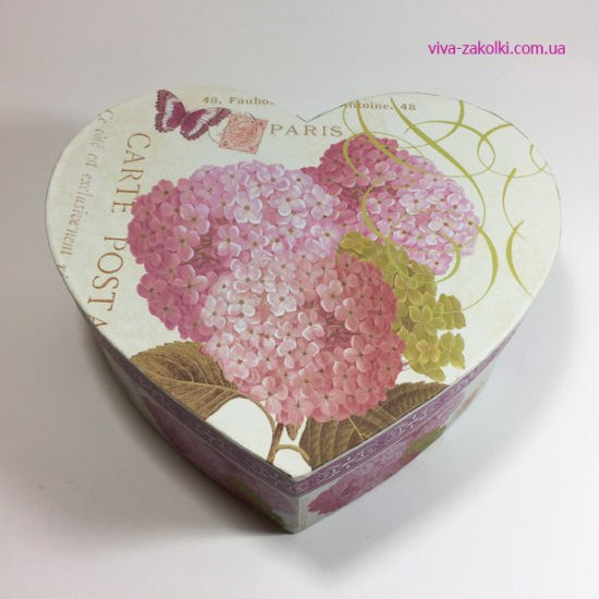 Сердце С-419а уп.-3 шт. - купить в интернет-магазине Viva-Zakolki