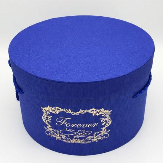 Коробка круглая В-399в уп.-3 шт. - купить в интернет-магазине Viva-Zakolki