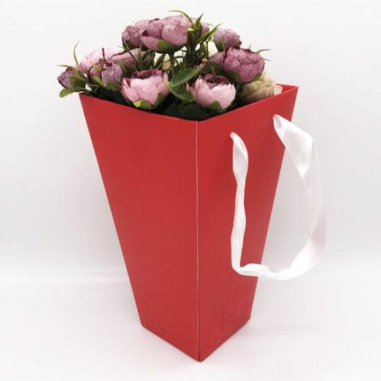 Коробка под цветы К-27 уп.-1шт. - купить в интернет-магазине Viva-Zakolki