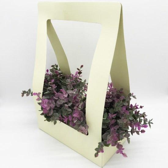 Коробка под цветы К-28 уп.-1шт. - купить в интернет-магазине Viva-Zakolki