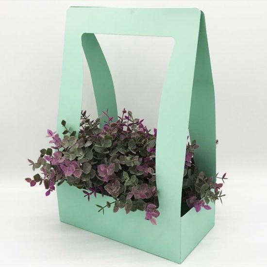 Коробка под цветы К-28а уп.-1шт. - купить в интернет-магазине Viva-Zakolki