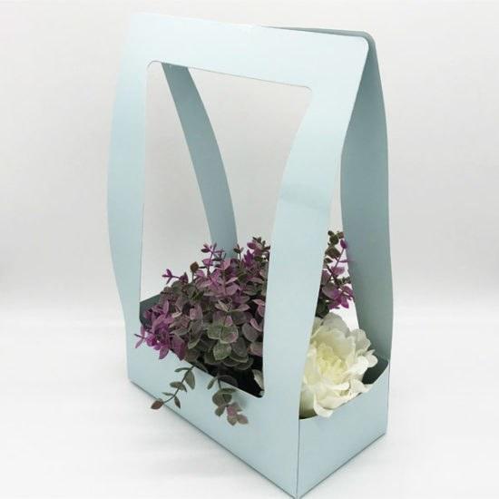 Коробка под цветы К-28б уп.-1шт. - купить в интернет-магазине Viva-Zakolki
