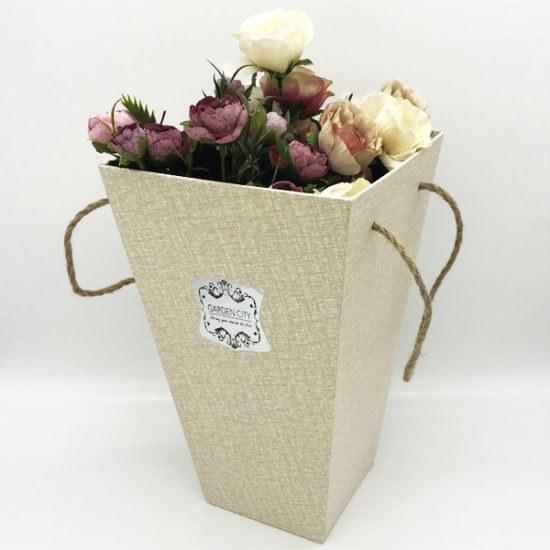 Коробки под цветы К-29а уп.-1шт. - купить в интернет-магазине Viva-Zakolki