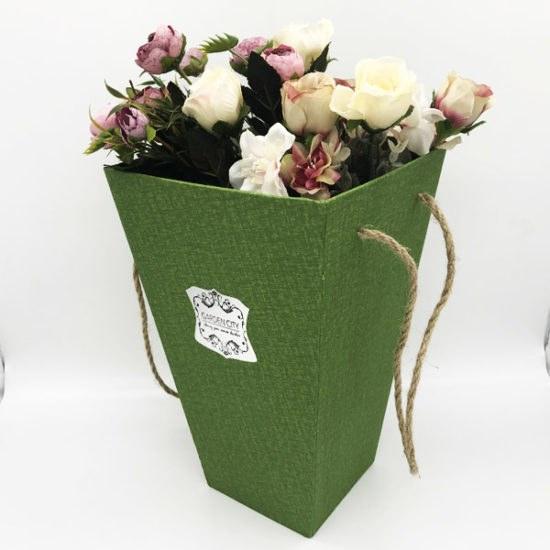 Коробки под цветы К-29б уп.-1шт. - купить в интернет-магазине Viva-Zakolki