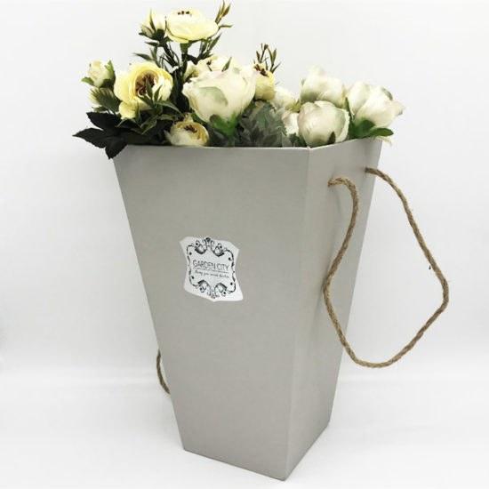 Коробки под цветы К-29г уп.-1шт. - купить в интернет-магазине Viva-Zakolki