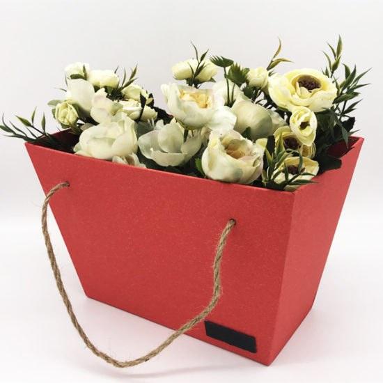 Коробка под цветы К-30а уп.-1шт. - купить в интернет-магазине Viva-Zakolki