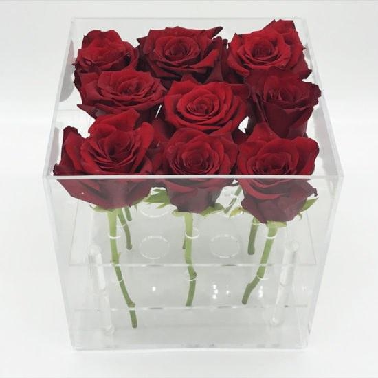 Коробка под цветы К-36 уп.-1шт. - купить в интернет-магазине Viva-Zakolki