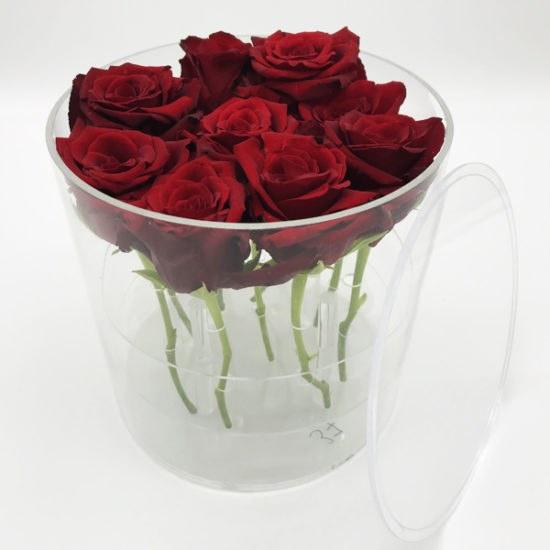 Коробка под цветы К-37 уп.-1шт. - купить в интернет-магазине Viva-Zakolki