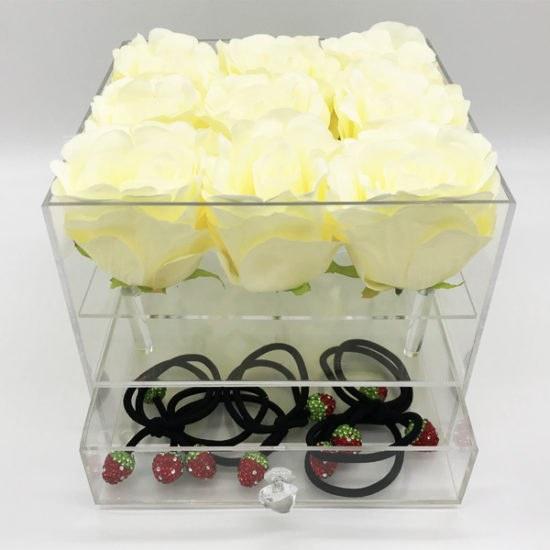 Коробка под цветы К-38 уп.-1шт. - купить в интернет-магазине Viva-Zakolki