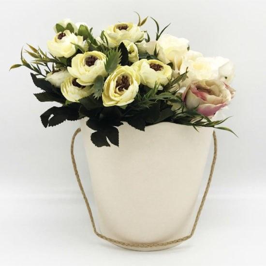 Коробка под цветы К-45а уп.-1шт. - купить в интернет-магазине Viva-Zakolki