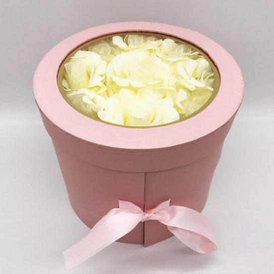 Коробка под цветы К-47а уп.-1шт. - купить в интернет-магазине Viva-Zakolki