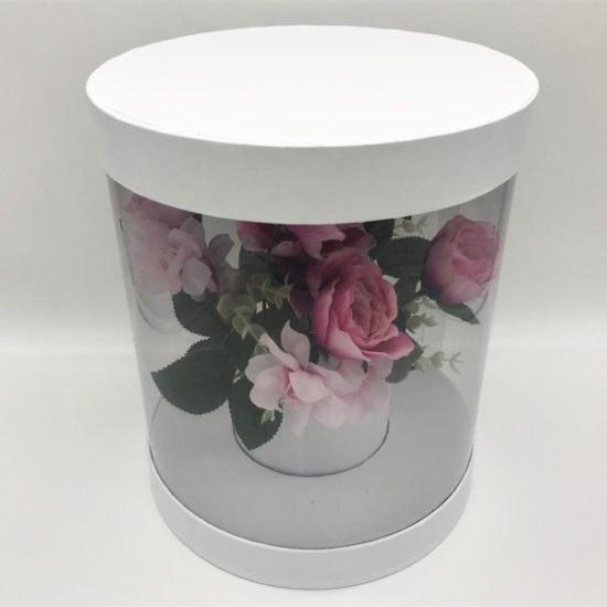 Коробка под цветы К-68в уп.-1шт. - купить в интернет-магазине Viva-Zakolki