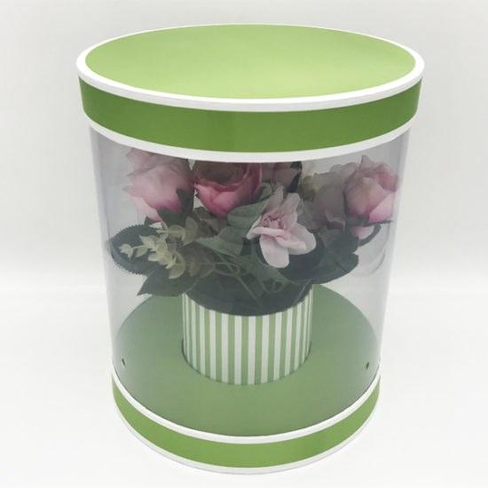 Коробка под цветы К-69а уп.-1шт. - купить в интернет-магазине Viva-Zakolki