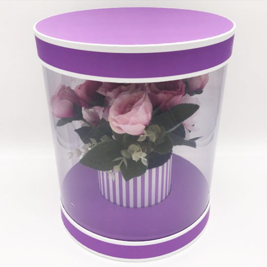 Коробка под цветы К-69в уп.-1шт. - купить в интернет-магазине Viva-Zakolki
