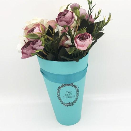 Коробки под цветы В-146а уп.-1шт. - купить в интернет-магазине Viva-Zakolki