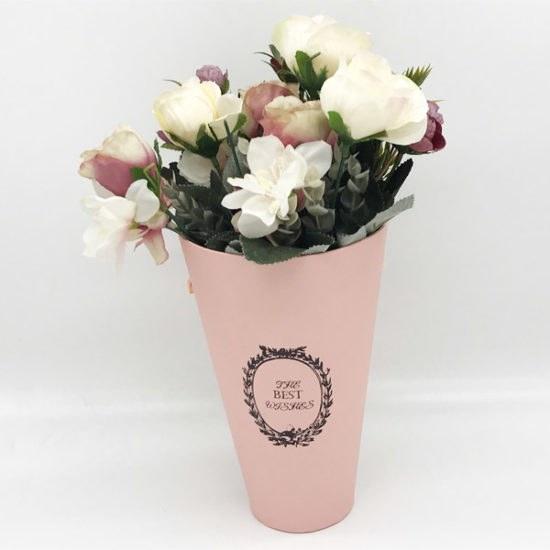 Коробки под цветы В-146д уп.-1шт. - купить в интернет-магазине Viva-Zakolki