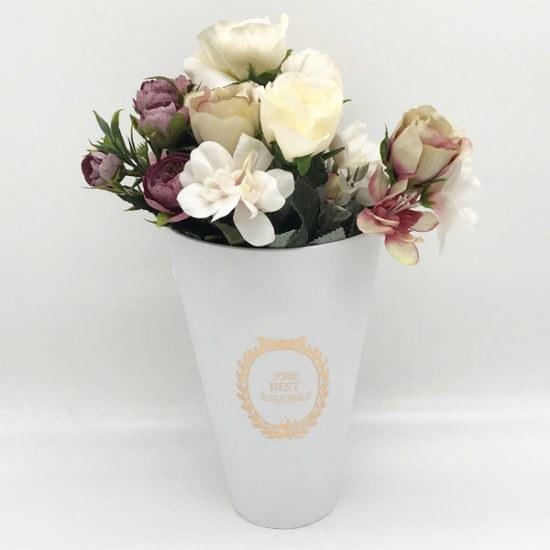 Коробки под цветы В-146е уп.-1шт. - купить в интернет-магазине Viva-Zakolki