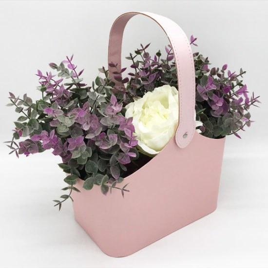 Коробка под цветы К-194б уп.-1шт. - купить в интернет-магазине Viva-Zakolki
