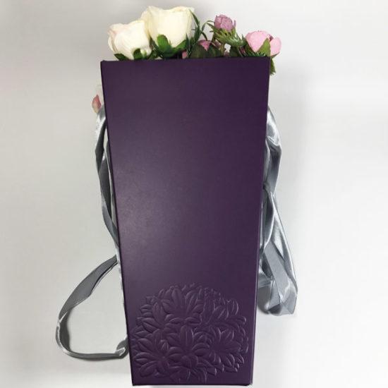 Коробки под цветы В-136 уп.-1 шт. - купить в интернет-магазине Viva-Zakolki