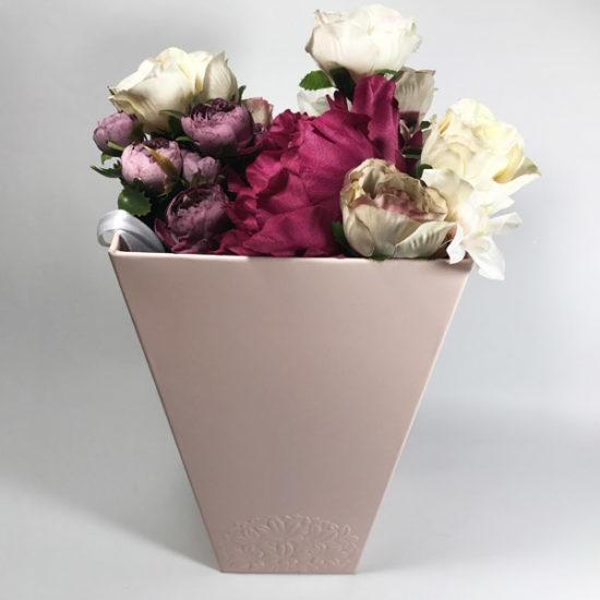 Коробки под цветы В-136а уп.-1 шт. - купить в интернет-магазине Viva-Zakolki