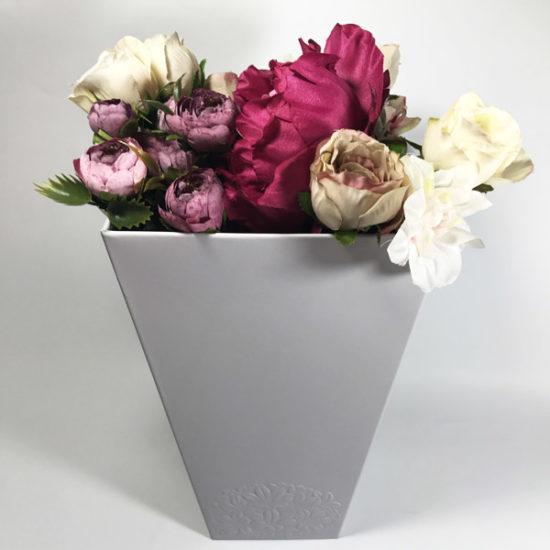 Коробки под цветы В-136б уп.-1 шт. - купить в интернет-магазине Viva-Zakolki