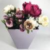 Коробки под цветы В-136д уп. - 1 шт.