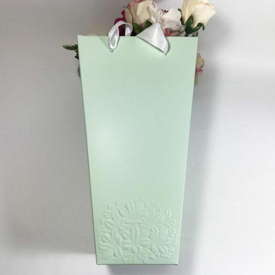 Коробки под цветы В-136г уп. — 1 шт. - купить в интернет-магазине Viva-Zakolki