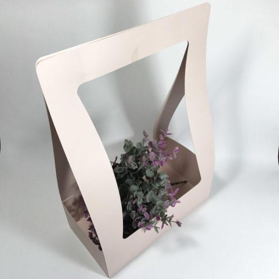 Коробки под цветы К-276б уп.-1 шт. - купить в интернет-магазине Viva-Zakolki