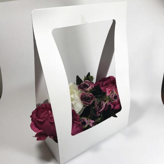 Коробки под цветы В-137в уп.- 1 шт. - купить в интернет-магазине Viva-Zakolki