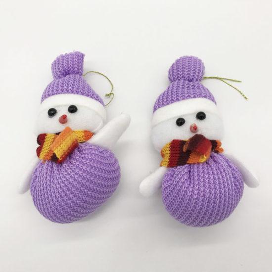 Снеговик В-2028 уп.-12 шт. - купить в интернет-магазине Viva-Zakolki
