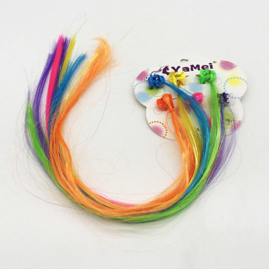 Пряди для волос В-445 уп.-12шт. - купить в интернет-магазине Viva-Zakolki