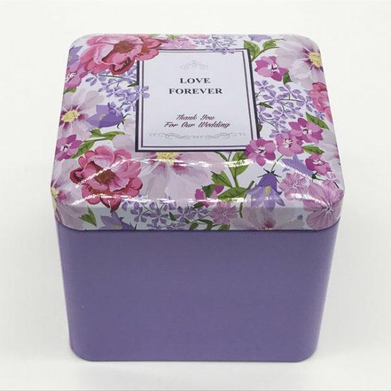 Коробка жесть В-383 уп.-4 шт. - купить в интернет-магазине Viva-Zakolki